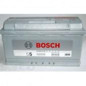 Аккумулятор BOSCH 100Ач S5 SILVER PLUS  830 A  353/175/190