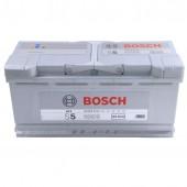 Аккумулятор BOSCH 110Ач S5 SILVER PLUS  920 A  393/175/190