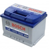 Аккумулятор BOSCH 60Ач S4 SILVER 540 A 242/175/175