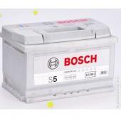 Аккумулятор BOSCH 61Ач S5 SILVER PLUS  600 A  242/175/175