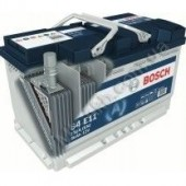 Аккумулятор BOSCH 80Ач S4 SILVER  740 A  315/175/175