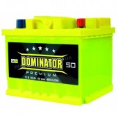 Аккумулятор DOMINATOR PREMIUM 6CT 50Ah 480A 207/175/175