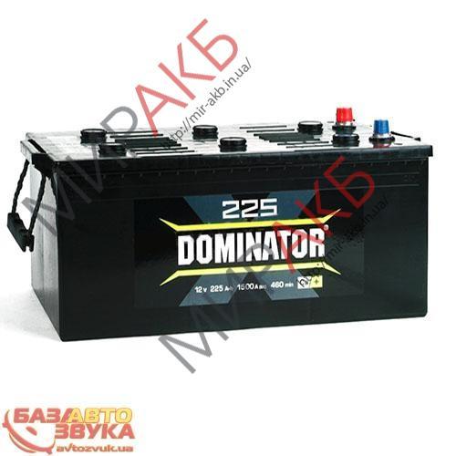 Аккумулятор DOMINATOR PREMIUM 6CT-225Ah 1500A 518/274/237