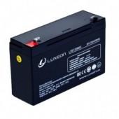 Промышленные аккумуляторы- технологии AGM LUXEON LX6120