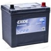 Аккумулятор   EXIDE 65Ач PREMIUM 580 A азия 232/173/227
