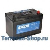 Аккумулятор   EXIDE 75Ач PREMIUM 630 A азия 261/175/227