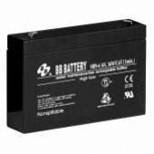 Промышленные аккумуляторы- технологии AGM BB HR9-6/T2
