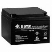 Промышленные аккумуляторы- технологии AGM BB HR33-12/В1