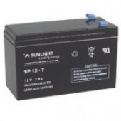 Aккумуляторы-технологии AGM SUNLIGHT SP12-7  12V 7A