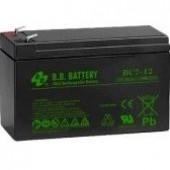 Промышленные аккумуляторы- технологии AGM ВВ ВС7-12 FR