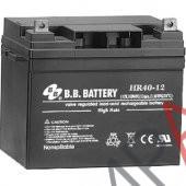 Промышленные аккумуляторы- технологии AGM BB HR40-12S/В2