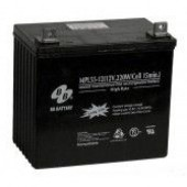 Промышленные аккумуляторы- технологии AGM BB MPL55-12/B5