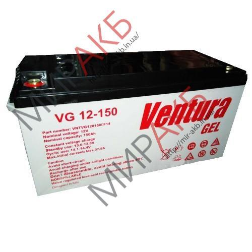 Промышленные аккумуляторы- технологии AGM VENTURA GPL 12-150