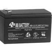 Промышленные аккумуляторы- технологии AGM BB HR9-12FR