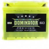 Аккумулятор DOMINATOR PREMIUM 6CT 60Ah 600A 242/175/190