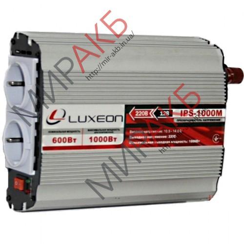 Преобразователь напряжения(инвертор) IPS-1000MC  600 Вт