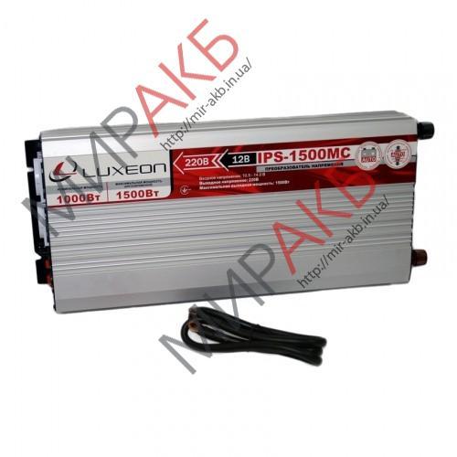 Преобразователь напряжения(инвертор) IPS-2000MC  1200 Вт