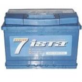 Аккумулятор  ISTA 7 74Ah   720A  278/175/190
