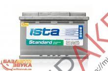 Аккумулятор  ISTA 77Ah   720A  278/175/190