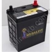 Аккумулятор  MEDALIST   40Ah  330 A азия    197/129/225