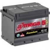 Аккумулятор  amega м5 6СТ- 60Ah   600A  243/175/190