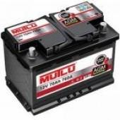 Аккумулятор  MUTLU 70Ач  720А  278/175/190