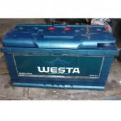 Аккумулятор WESTA 100Ah   850A  353/175/190