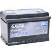 Аккумулятор EXIDE  72Ач  680 A  278/175/190