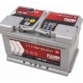 Аккумулятор FIAMM 75Ач 760 A 278/175/190