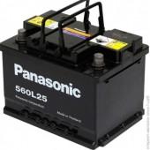 Аккумулятор Panasonic 60Ач 460А 245/175/175