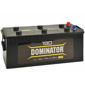 Аккумулятор DOMINATOR  6CT-190Ah 1250A 513/223/217