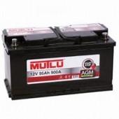 Аккумулятор  MUTLU 95Ач AGM  900А  295/176/190