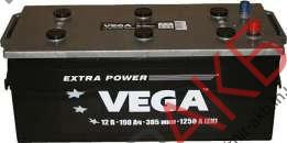 Аккумулятор Vega  6CT-190Ah 1250A 513/223/217