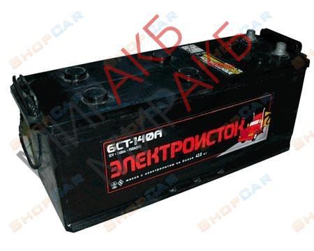 Аккумулятор ЭЛЕКТРОИСТОК 6СТ- 190Ач  1000А 513/223/217