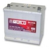 Аккумулятор MUTLU 35Ач 240А азия 196/125/222