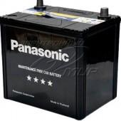 Аккумулятор Panasonic 65Ач (70) 590А 260/175/225