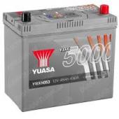 Аккумулятор  YUASA YBX5057  48Ah  430 A  азия  238/129/225