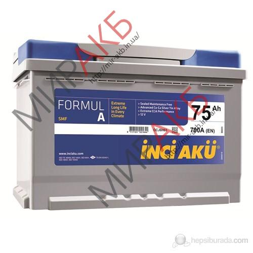 Аккумулятор  YIGITAKU 75Ач  700А  278/175/190