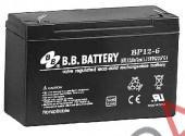 Промышленные аккумуляторы- технологии AGM BB BP 12-6/T1