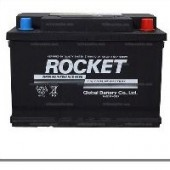 Аккумулятор ROCKET 60Ah 500 A 242/175/190