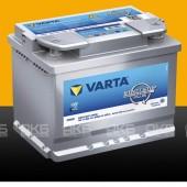 Аккумулятор  VARTA 60Ач  START-STOP AGM D52 680 A  242/175/190