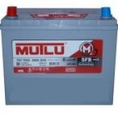 Аккумулятор  MUTLU 70Ач  680А азия 262/175/226