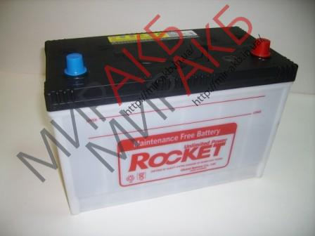 Аккумулятор  ROCKET   95Ah  790 A азия   303/173/225