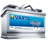 Аккумулятор  VARTA 70Ач  START-STOP AGM E39 760 A  278/175/190
