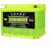 Аккумулятор DOMINATOR PREMIUM 6CT-65Ah 640A 242/175/190
