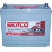 Аккумулятор  MUTLU 75Ач азия 680А  262/175/226