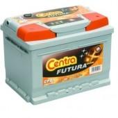 Аккумулятор   CENTRA 53Ач  530 A  207/175/190