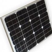 Монокристалическая солнечная панель PWM12-50W