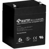 Промышленные аккумуляторы- технологии AGM BB SH4.5-12