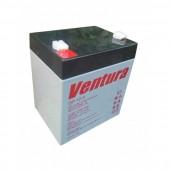 Промышленные аккумуляторы- технологии AGM VENTURA GP 12-4